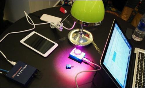 用灯泡上网?比WiFi速度还快一千倍的上网方式