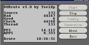 3389爆破服务器