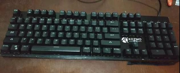 杂牌机械键盘