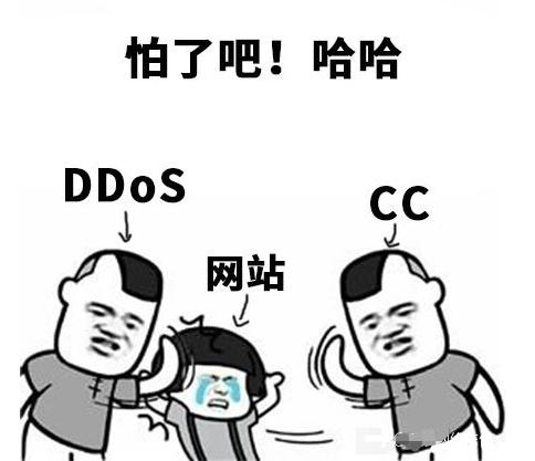 cc攻击怎么防御