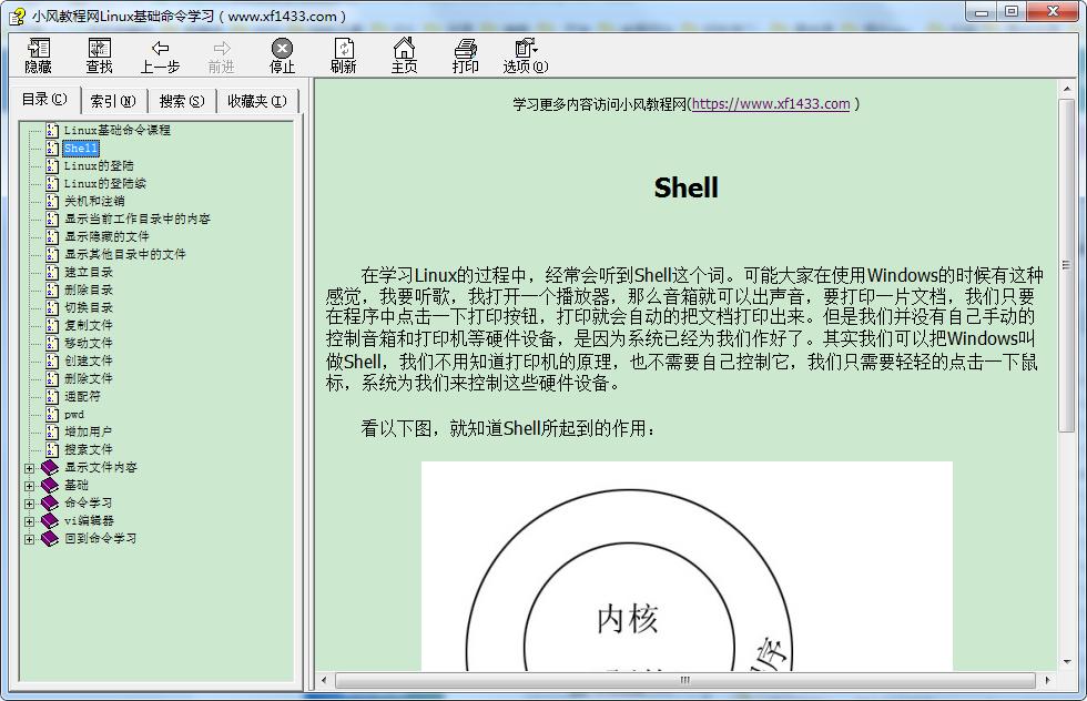 Linux基础命令教程手册