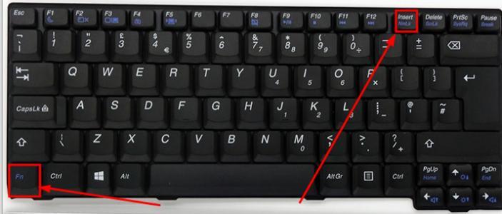 fn是哪个键?台式机键盘fn是哪个键