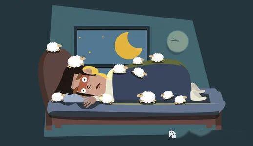 失眠怎么办如何快速睡