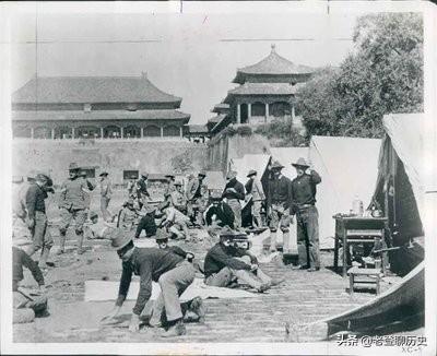 八国联军为什么打中国