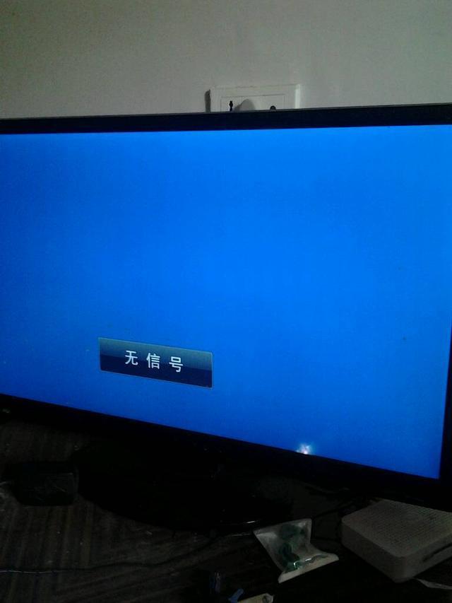 台式机电脑开机后显示器无信号什么原因